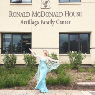Ronald McDonald House in Palo Alto