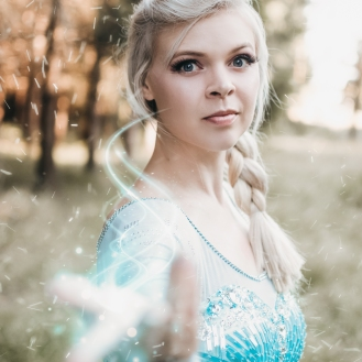 Snow Queen (photo by B.Marie Photography)