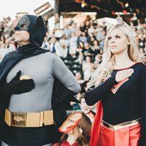 Eugene Emeralds Superhero Night at PK Park